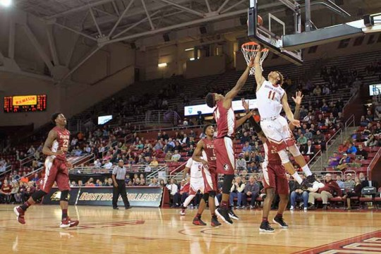 Hicks Proves His Value Off the Bench in Loss to Florida State