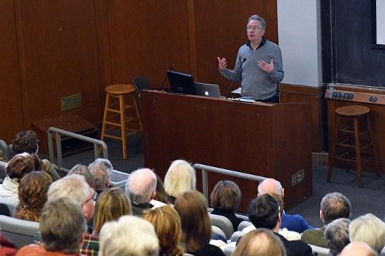 Princeton Professor, Ireland Native Speaks on Easter Rising, Irish Art