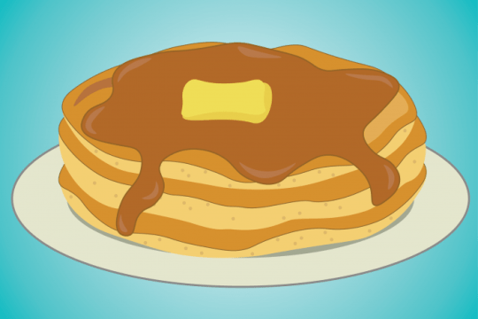 The Problem with Pancakes: A Breakfast Food Offers a Taste of Childhood