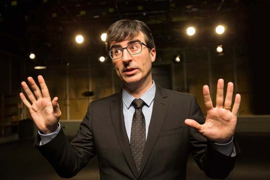 John Oliver's 'Last Week Tonight' Brings a Less Biased Voice to Political Late Night