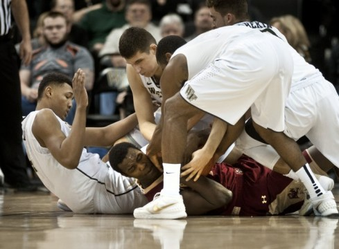 Eagles Embarrassed by Wake Forest, Put Up Worst ACC First Half This Season