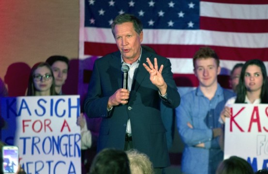 The Case for Kasich