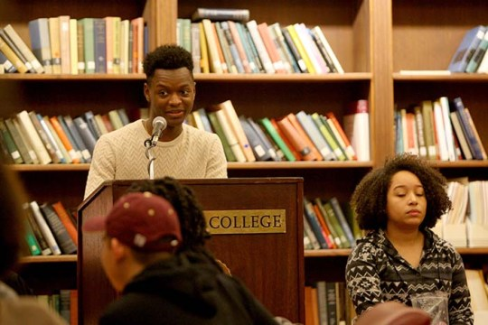 Black History Month is Good Opportunity for Students, Admin