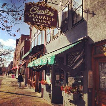 Charlie's Sandwich Shoppe Returns