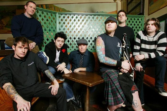 Dropkick Murphys, Battle of the Bands, and BCDE This Weekend in the Arts