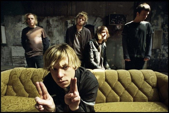 """Cage the Elephant is Freed as King of the Desert in """"Trouble"""""""
