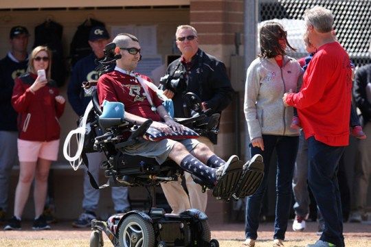 A Decade Later, Frates Remains the Heartbeat of Birdball