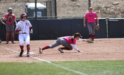 BC Swept By One of Nation's Best Teams