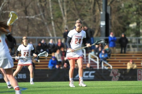 Lacrosse Regains Momentum with Victory over Yale