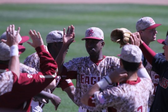BC Baseball Is Back in the NCAA Tournament