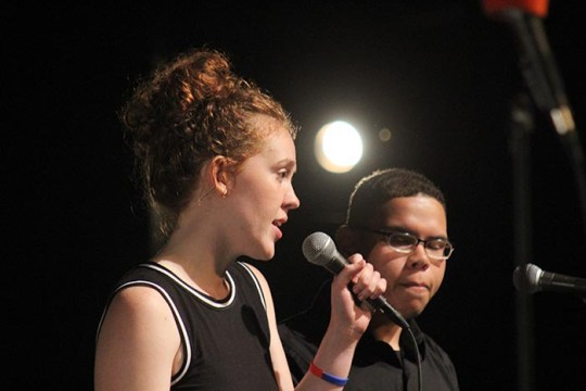 A Cappella Crowds Coalesce to Crush Cancer