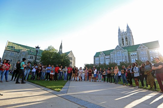 Bienvenidos: Students Celebrate the Start of Hispanic Heritage Month