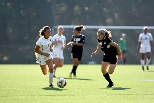 Goals From Dowd and O'Brien Carry BC Past LIU Brooklyn