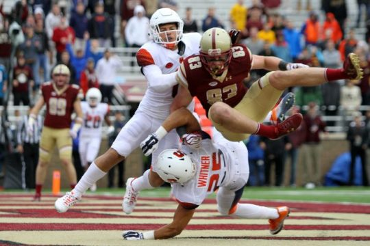 Football Fails to Grab the Fruit in Loss to Syracuse