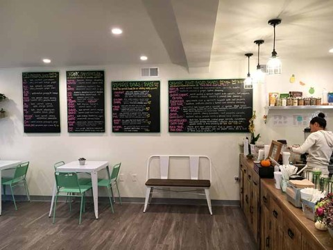 Mother Juice Floods Newbury With Refreshing Blends