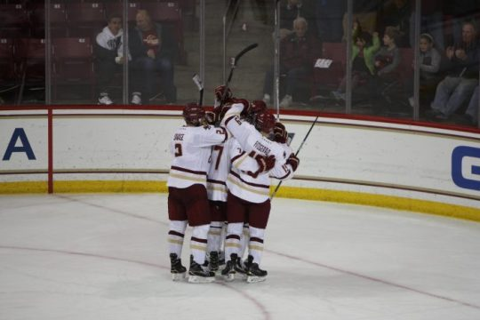 Previewing BC Hockey, 2016-17: What to Expect Over Thanksgiving