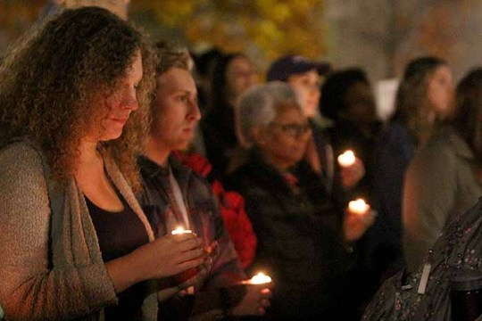 Post-Trump, Community Comes Together 'For Love'