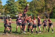 BC Women's Rugby Team