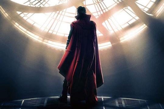 Cumberbatch Bends Time, Minds in 'Doctor Strange'