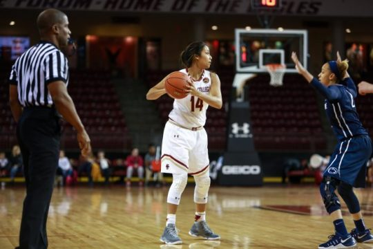 Eagles Showcase Potential With Win at Yale