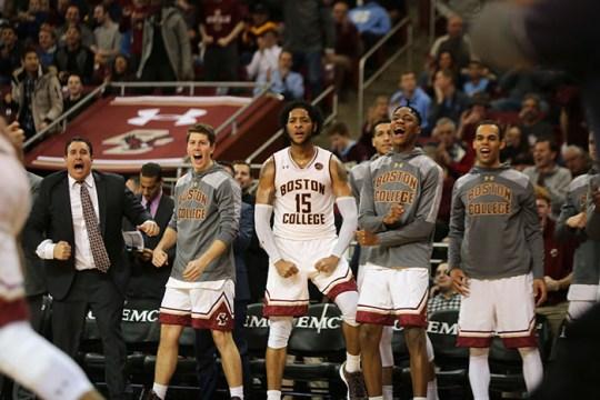 Gordon Gehan Doesn't Need a Spotlight to Shine on Men's Basketball