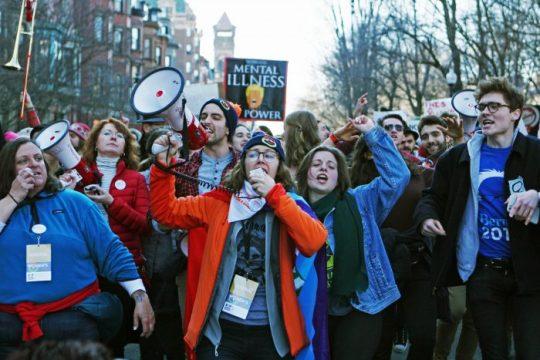 Action Must Follow Boston Women's March