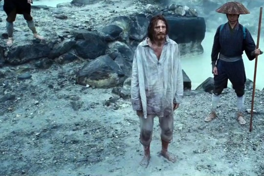 Scorsese's Passion Project Punishes Prayers With Persecution
