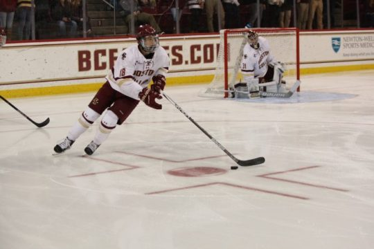 Previewing BC Hockey 2016-17: What to Expect From BU