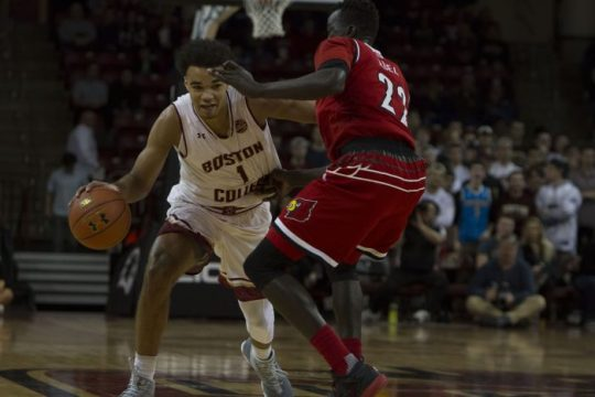 Louisville's Talent Overpowers Eagles