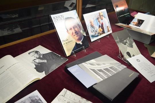 BC Libraries Honor Monan's Legacy