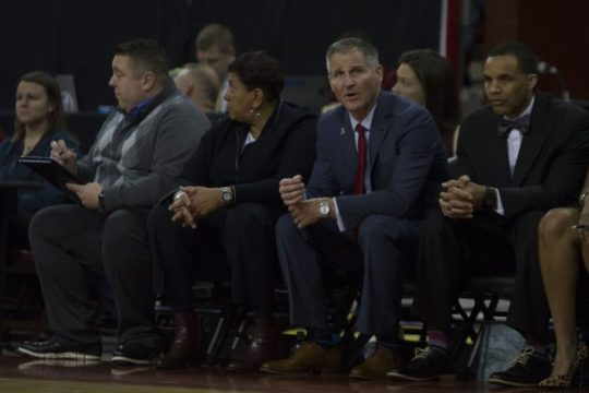 BC's Season Ends With Loss in First Round of ACC Tournament