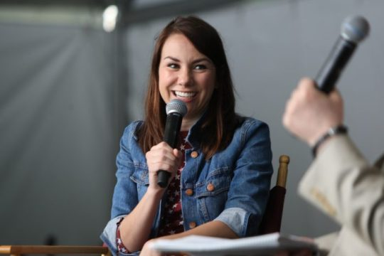 Tracey Wigfield, BC '05, Launches New NBC Show 'Great News'