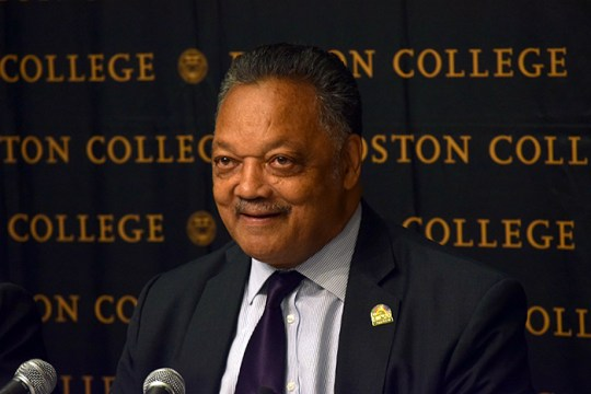 Jackson Reflects on Voter Suppression in 2016 Election