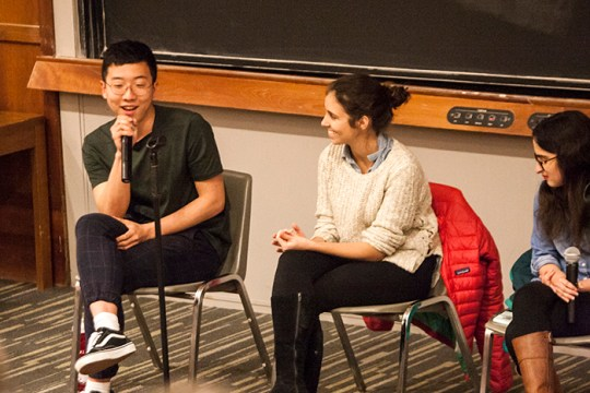 Students Discuss Struggles With Intersectional Identities