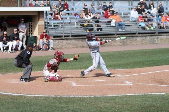Hokies Blast Seven Home Runs, Sweep BC