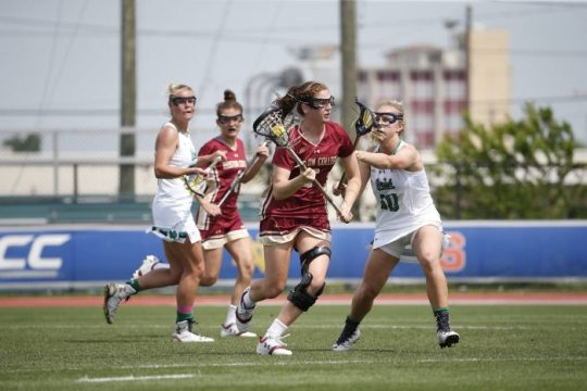 Toast of the Town: Sam Apuzzo Has Overcome Injury to Dominate the ACC
