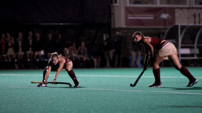 Eagles Earn Double Overtime Victory Over Albany