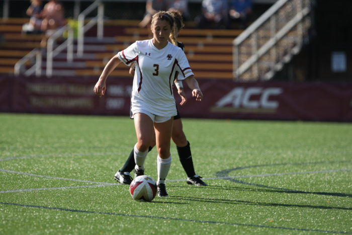 Five-Goal Offensive Explosion Fuels Victory Over Colgate