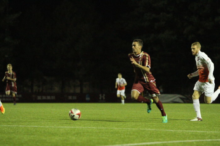 New York Red Bulls II Shut Out Eagles in Exhibition Match