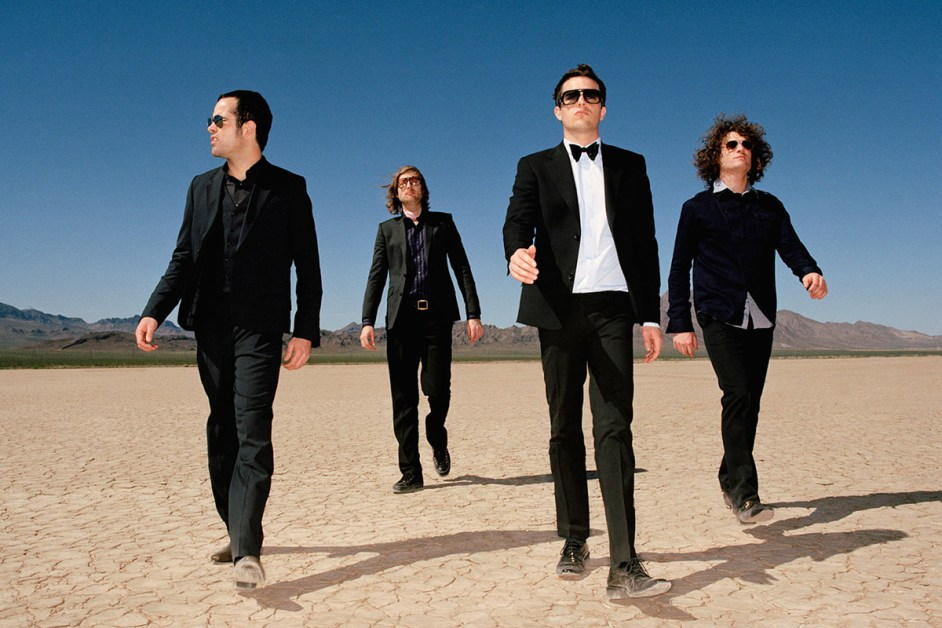 The Killers Lack Narrative, Structure in 'Wonderful Wonderful'