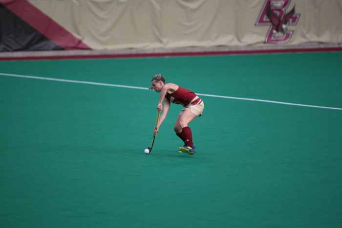 Field Hockey Picks up Fourth Top-20 Win Against William and Mary
