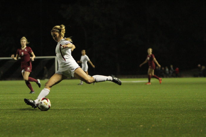 BC Shuts out Stony Brook for Second-Straight Win