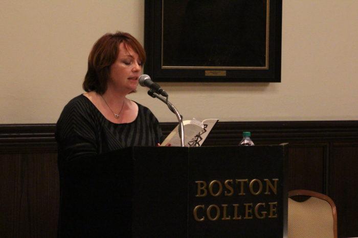 Irish Novelist Discusses Female Sexuality, Persistence