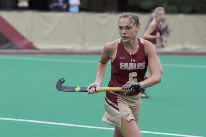 With Loss to Wake, Field Hockey Stays Winless in ACC Play