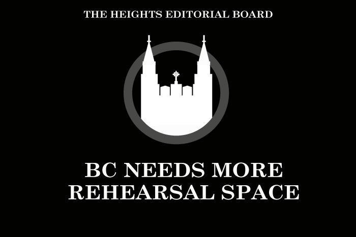 BC Needs More Rehearsal Space for Dance and A Cappella Groups