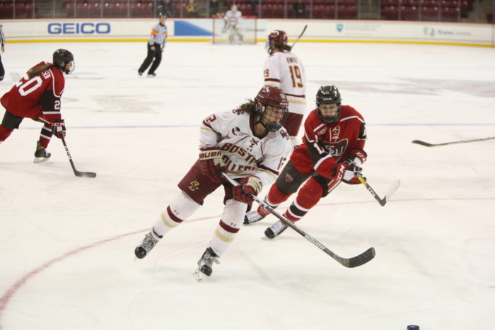Stick To It: Kenzie Kent's Quest for Two National Titles This Year Starts on the Ice