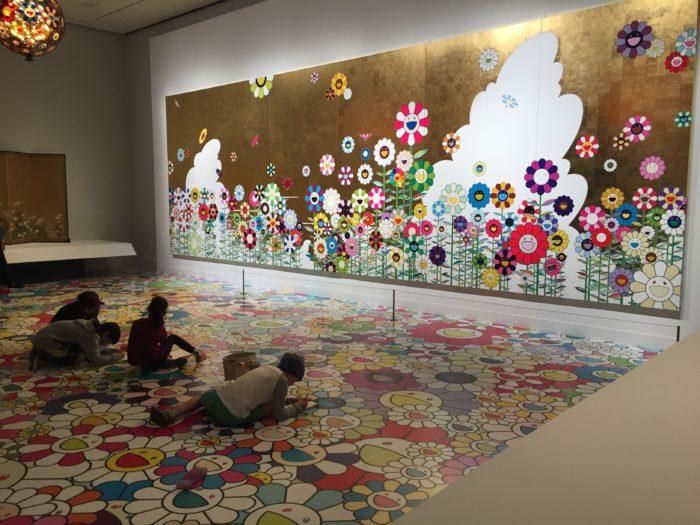 Playfulness and Eccentricity Meet in MFA Exhibit