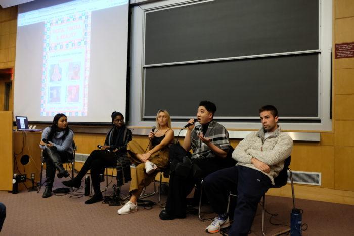 Panel of Students Talks Unwritten Rules of Social Media