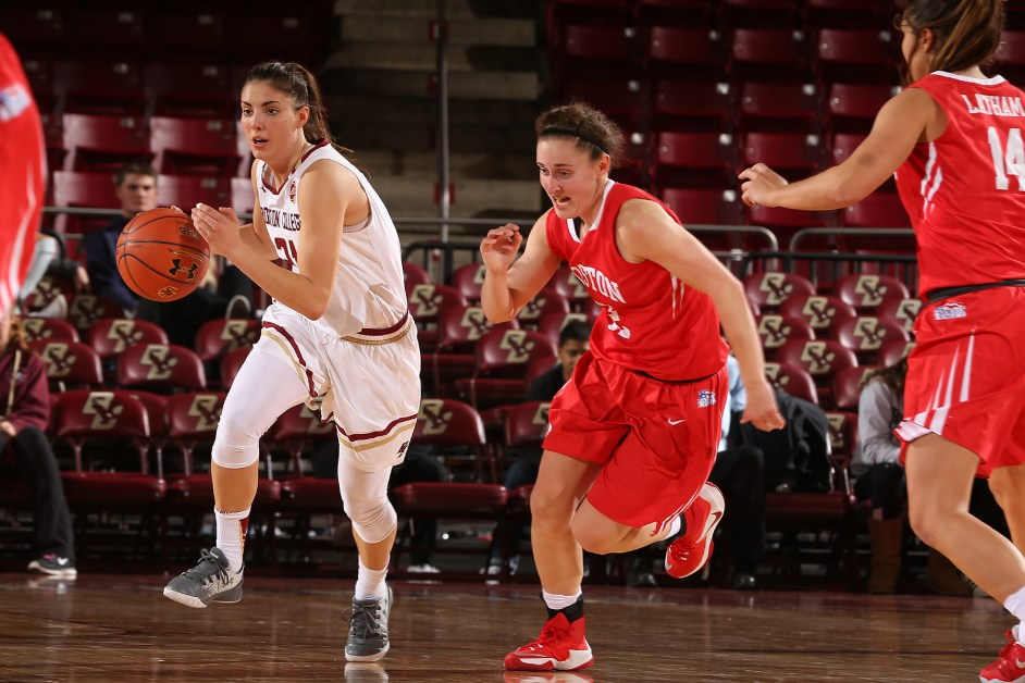 The Service Mentality: Martina Mosetti Embodies Selflessness at BC