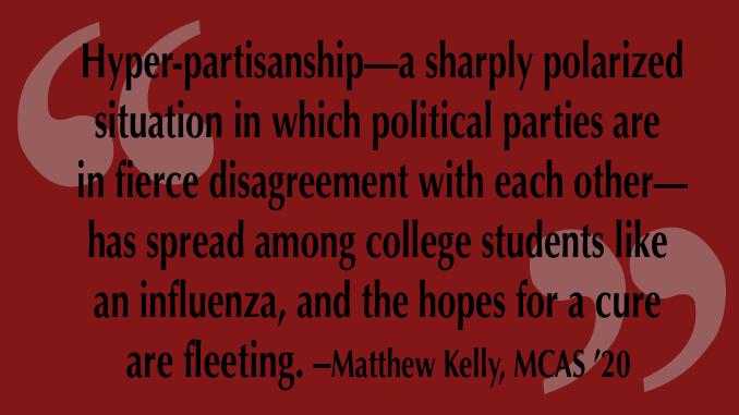 Relationships Threatened Through Hyper-Partisanship